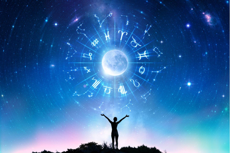 13. Sternzeichen: Tierkreis mit Tierkreiszeichen