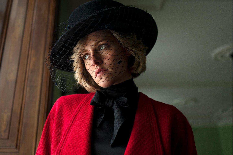 """Kristen Stewart übernimmt im Biopic """"Spencer"""" die Rolle der Prinzessin Diana."""