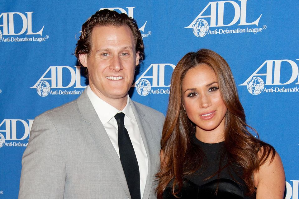 Mit demamerikanischenSchauspieler und Produzent Trevor Engelson war Meghan Markle zwei Jahre verheiratet.