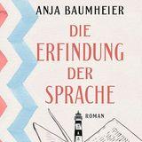 """Buchtipps der Redaktion: Buchcover """"Die Erfindung der Sprache"""""""