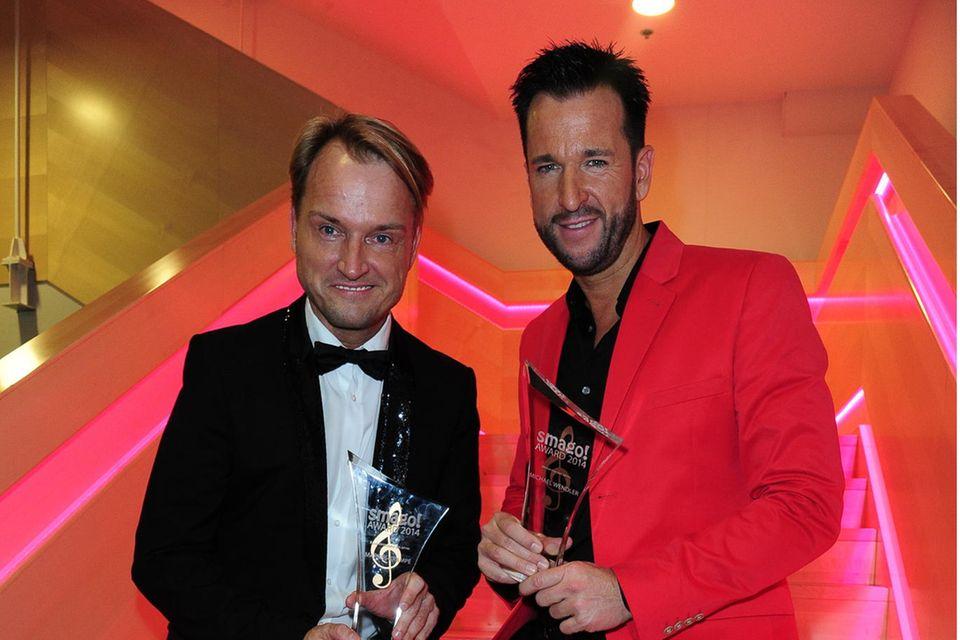 Markus Krampe und Michael Wendler gehen seit Herbst 2020 getrennte Wege.