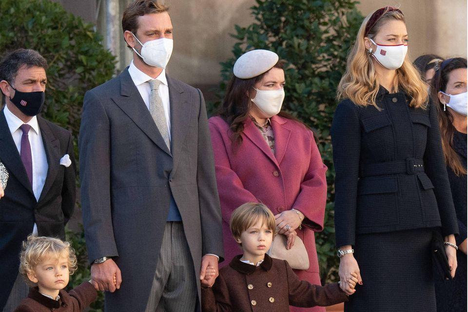 Zuletzt sah man die Familie am 19. November 2020 in der Öffentlichkeit, wieder beim Nationalfeiertag im Fürstentum.