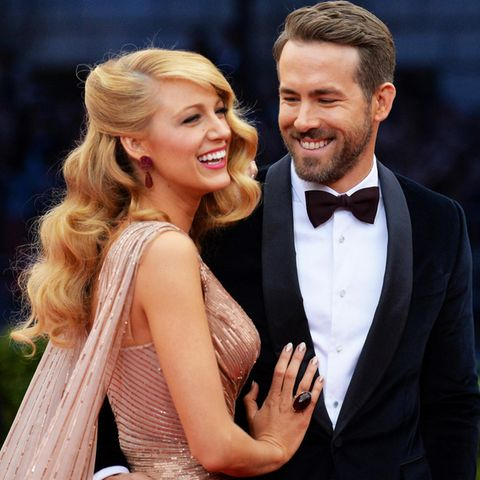 Blake Lively + Ryan Reynolds