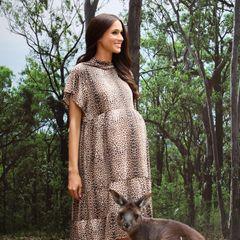 Ist Herzogin Meghan etwa hochschwanger für ein Fotoshooting nach Australien gereist? Nicht ganz. Madame Tussauds Sydney hat die royalen Baby-News zum Anlass genommen, Meghans Wachsfigur mit einem Babybauch auszustatten.