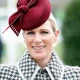 Platz 19  Zara Tindall, die Tochter von Prinzessin Anne und Captain Mark Phillips