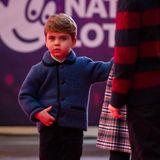 Platz 5  Prinz Louis, der jüngere Sohn von Prinz William und Herzogin Catherine