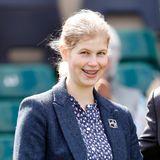 Platz 16  Lady Louise Windsor, die Tochter von Prinz Edward und Gräfin Sophie