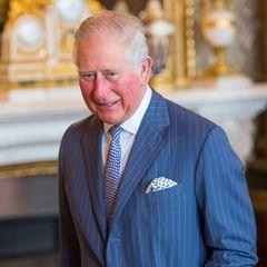 Platz 1  Prinz Charles, der erstgeborene Sohn von Queen Elizabeth und ihrem Ehemann Prinz Philip