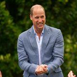 Platz 2  Prinz William, der älteste Sohn von Prinz Charles und Prinzessin Diana (†)