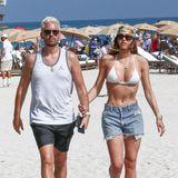 14. Februar 2021  Es ist offiziell: Scott Disick ist wieder vergeben. Am Valentinstag turtelt der Ex von Kourtney Kardashian mit seiner neuen Freundin Amelia Hamlin am Strand von Miami. Das Model ist die Tochter des Schauspieler-Paares Lisa Ranni und Harry Hamlin und ganze 18 Jahre jünger als Scott.