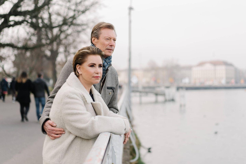 Großherzogin Maria Teresa und Großherzog Henri sind seit 7. Oktober 2000 im Amt.