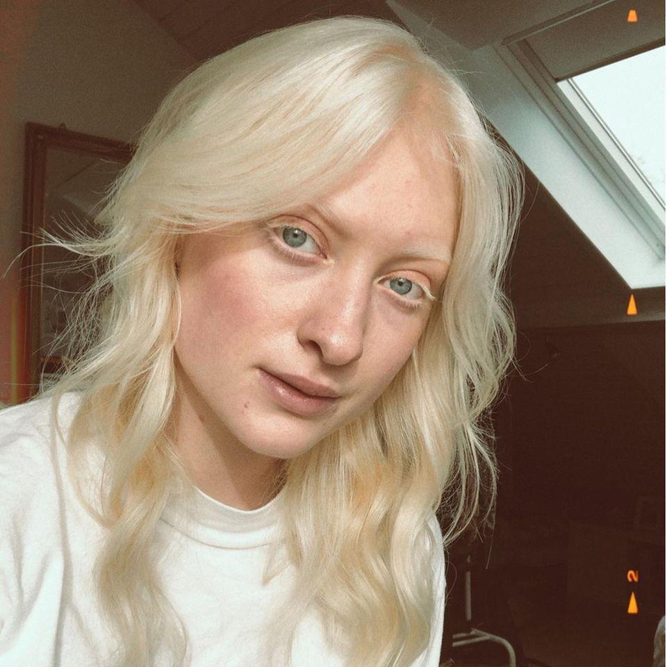 GNTM-Kandidatin Sara Ullmann