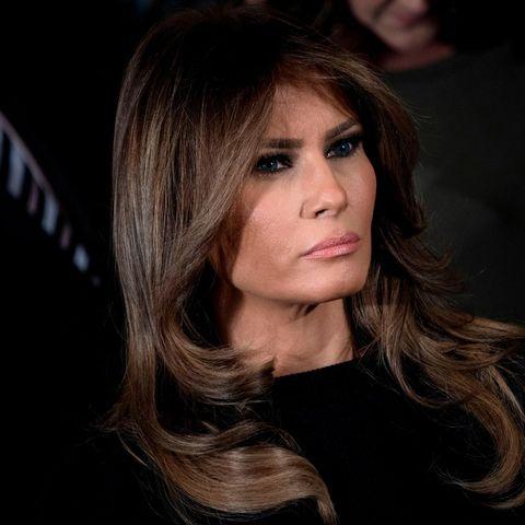 Fashion-Looks: Der Style von Melania Trump