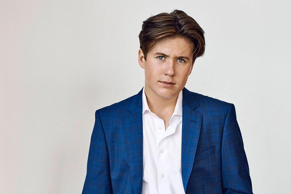 Prinz Christian, der übernächste König von Dänemark