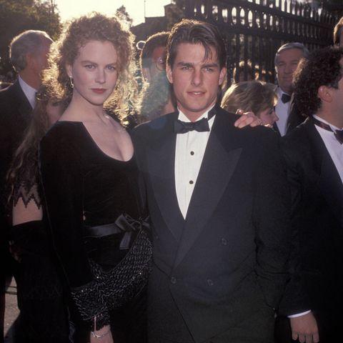 Nicole Kidman + Tom Cruise