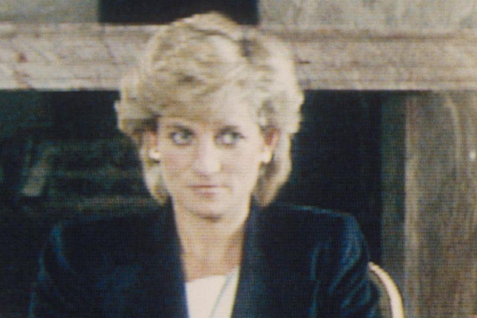 """Das Interview, das Prinzessin Diana 1995 Martin Bashir für die Sendung """"Panorama"""" gab, sorgt bis heute für Schlagzeilen."""