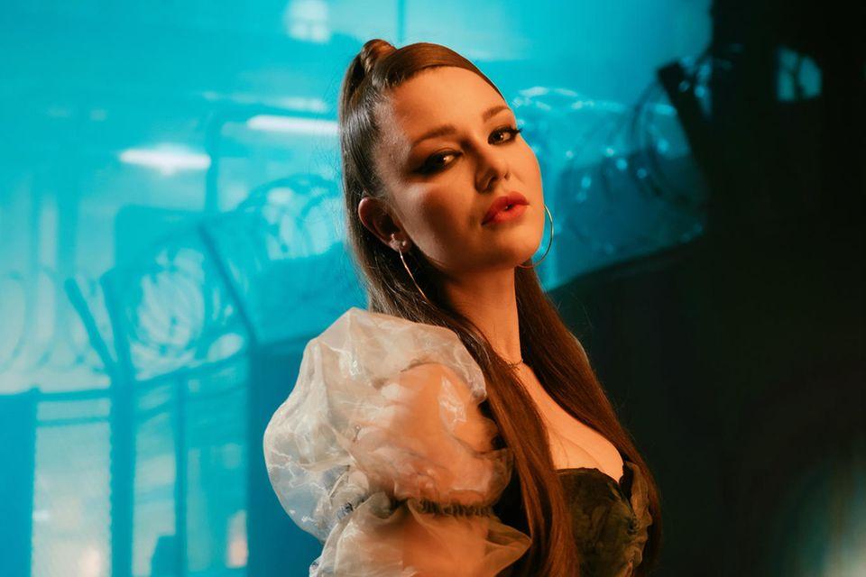 """Als """"Joedy"""" startet Joelina Drews seit 2020 wieder musikalisch durch. Am 26.02.2021 erschien ihre neue Single """"Next Up""""."""
