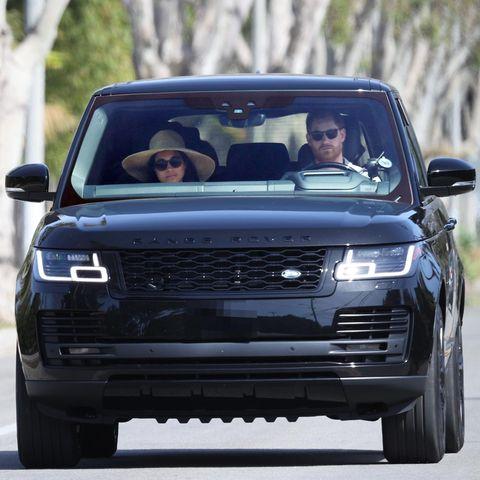 Herzogin Meghan und Prinz Harry sindam 1. Märzunterwegs in Santa Barbara.