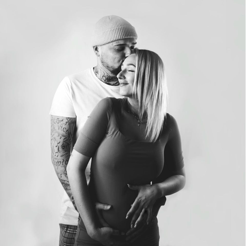 Nik Schröder und Jessica Neufeld