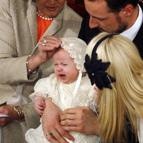 Prinz Louis + Co.: Königliche Täuflinge