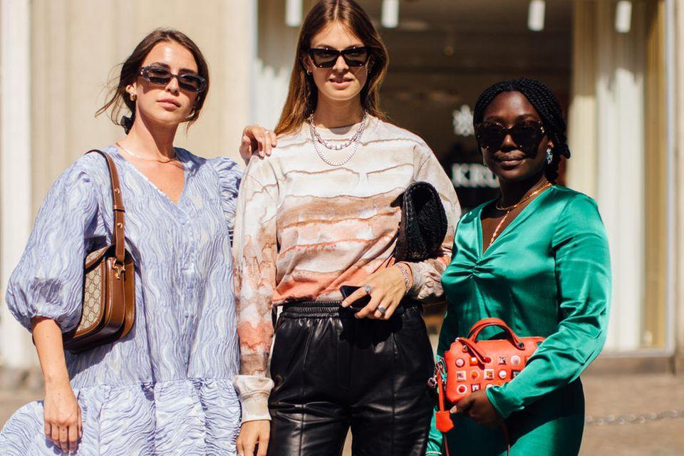 Schuhtrends 2021: Auf diese 4 Modelle schwören im Frühling alle Fashionistas