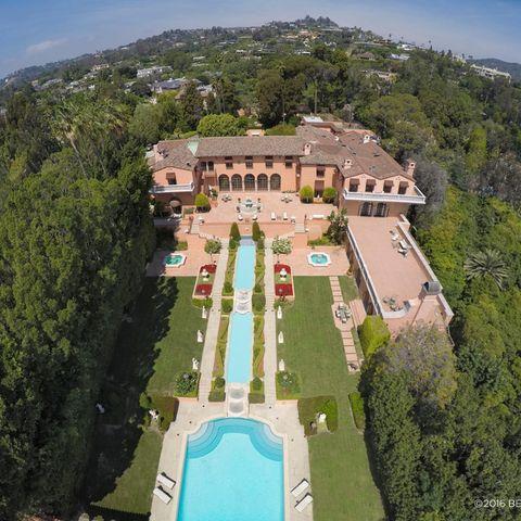 """Das """"Beverly House"""" gilt als Amerikas teuerstes Wohnhaus mit einem Verkaufspreis von knapp 100 Millionen Euro."""