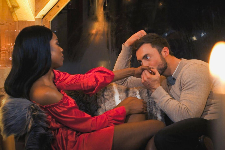 """Linda und Niko Griesert in der letzten Staffel """"Der Bachelor"""""""
