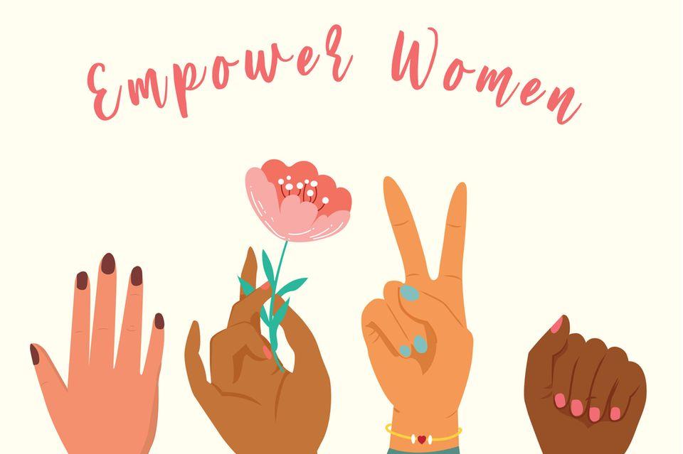 Weltfrauentag: Dieser Tag gehört uns!