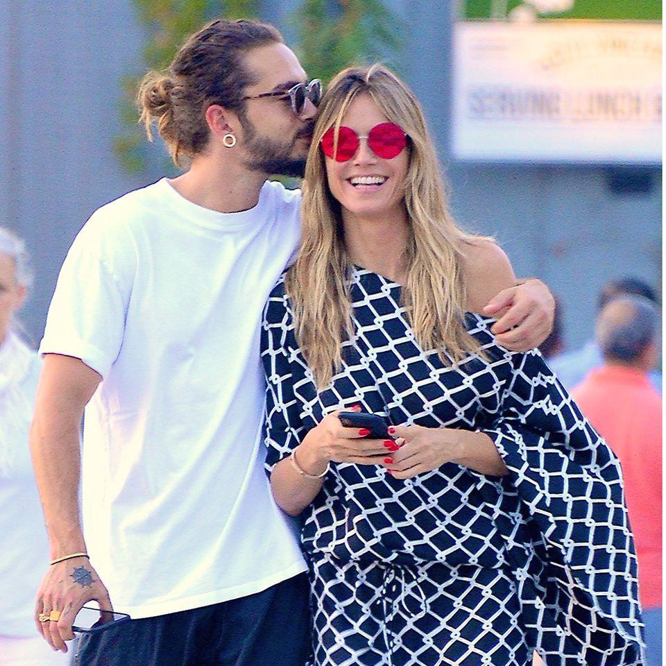 Heidi Klum plaudert aus : So lief die Verlobung mit Tom Kaulitz wirklich ab