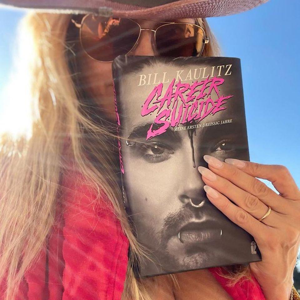 Heidi Klum halbnackt: Zwei Argumente mehr für Bills Buch
