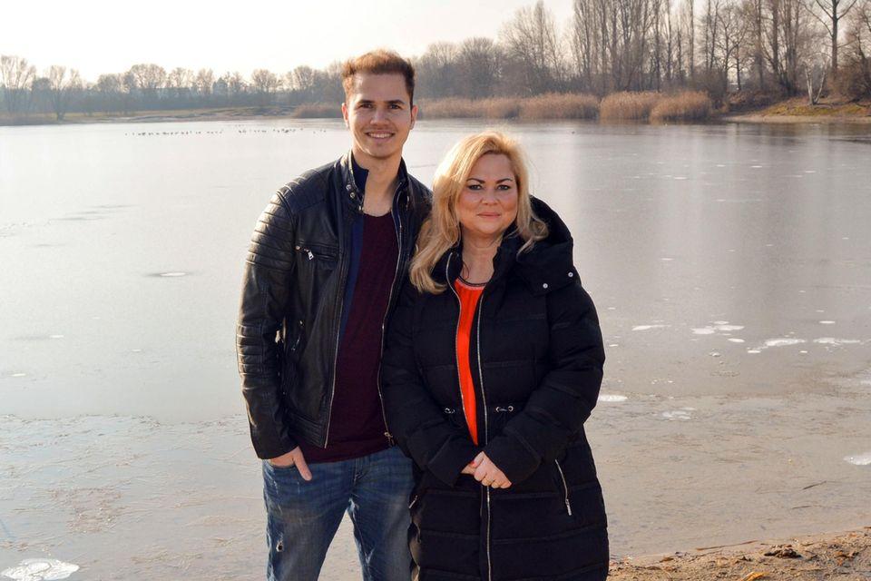"""""""Schwiegertochter gesucht"""": Nic und Mutter Jacqueline"""