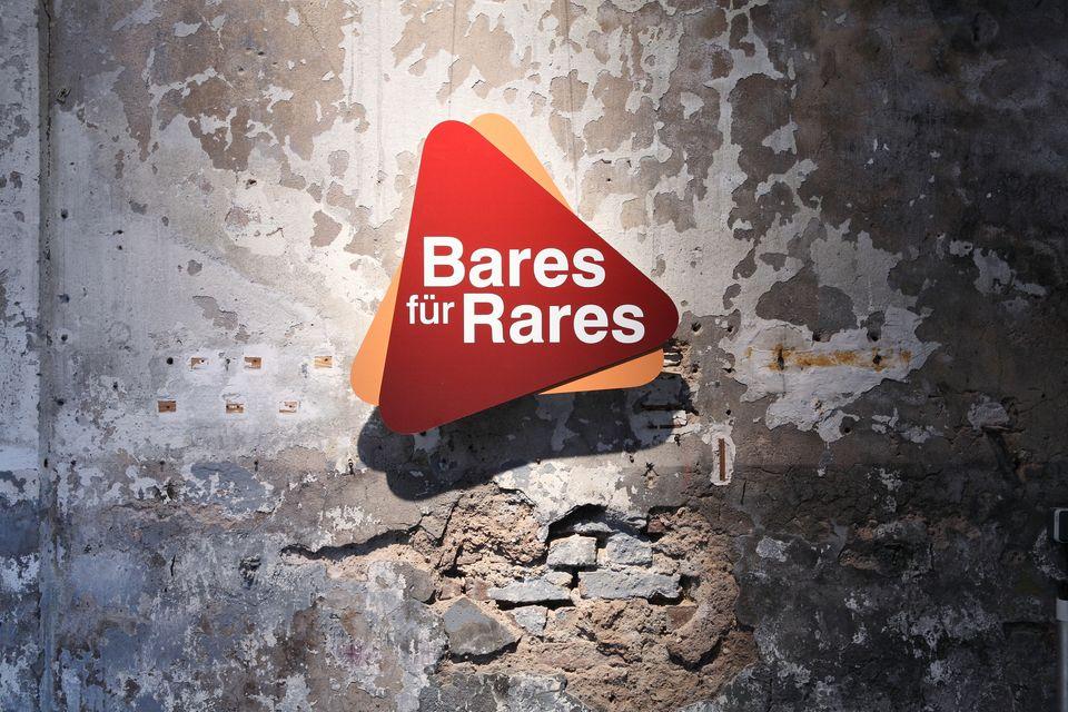 """""""Bares für Rares""""-Logo"""