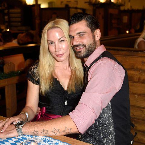 Michelle Monballijn undMike Cees