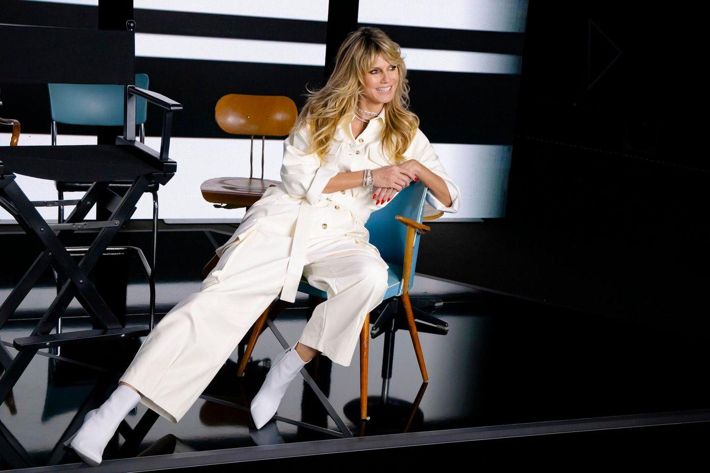 """Germany's Next Topmodel"": Heidi Klum"
