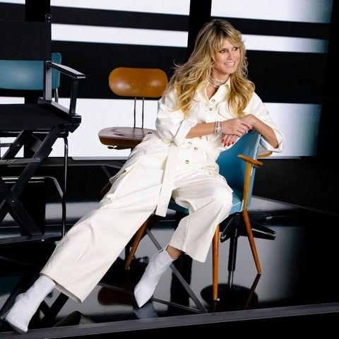 """Germany's Next Topmodel"": Heidi Klum"