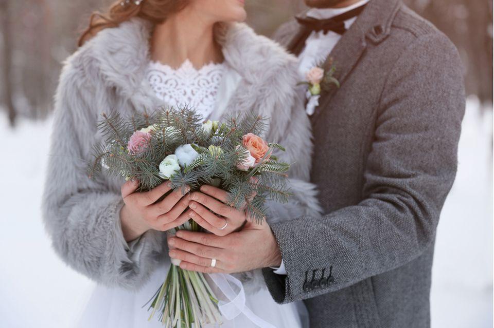 Winterhochzeit: Die schönsten Ideen für eine Märchenheirat