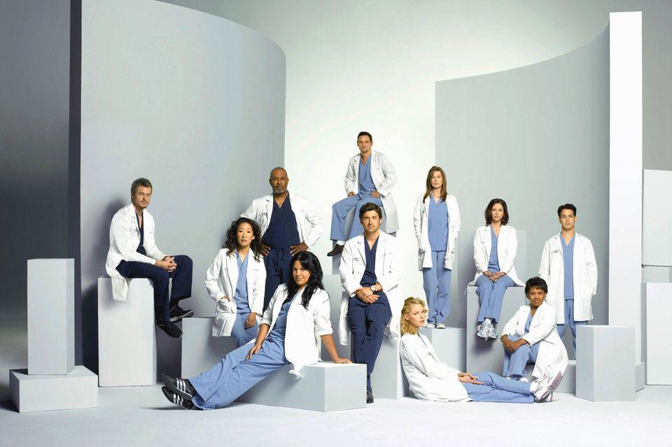 """""""Grey's Anatomy"""""""