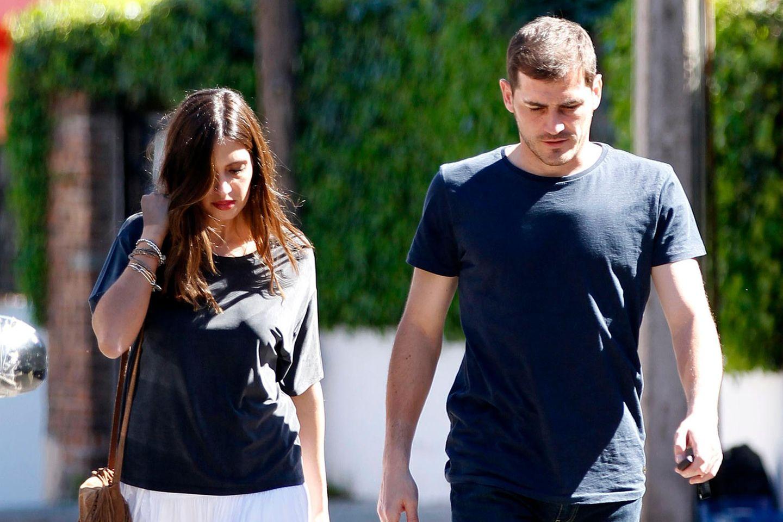 Sara Carbonero und Iker Cassilas gehen von nun an getrennte Wege.