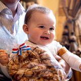 14. März 2021  Süße Sonntagsgrüße aus Luxemburg! Das Erbgroßherzogpaar Stéphanie und Guillaume und mit ihnen der bezaubernde, kleine Prinz Charles haben neue Fotos veröffentlicht, und das aus einem besonderen Anlass.