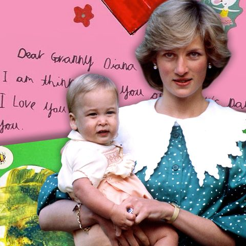 Prinz William: So bezaubernd gedenkenGeorge, Charlotte und Louis seiner Mutter Diana (†)