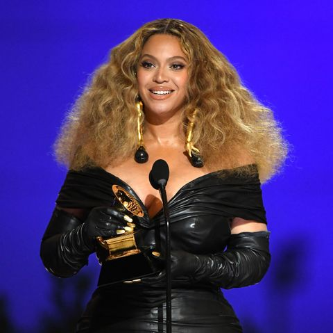 Beyoncé bei den 63. Grammy Awards in Los Angeles