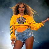 Workout der Stars: Beyoncé
