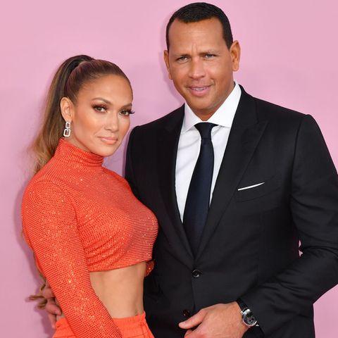 Jennifer Lopez + Alex Rodriguez