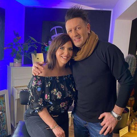 Ennesto Monté und Daniela Büchner sind getrennt.