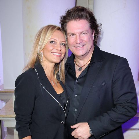 Claudia Hillmeier und Francis Fulton-Smith