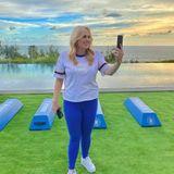 Die sympathische Schauspielerin ist nicht wiederzuerkennen! In hautenger Sport-Leggingszeigt sich die Blondine stolz auf Instagram. Über 30 Kilo hat Rebel abgenommen. Mit Sport undgesunderErnährung schaffte sie diese radikale Lebensumstellung. Vor allem Fressattacken und der stressige Alltag am Set sollen zu dem Übergewicht von über 100 Kilo geführt haben.