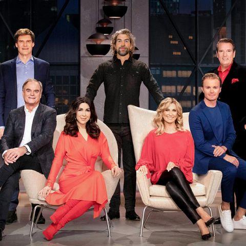 Die Höhle der Löwen, TV-Show, Judith Williams, Dagmar Wörhl, Ralf Dümmel, Carsten Maschmeyer, Nico Rosberg, Nils Glagau