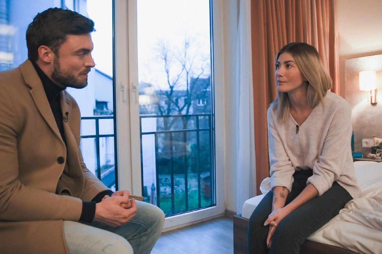 """Niko und Stephie im Finale von """"Der Bachelor"""""""