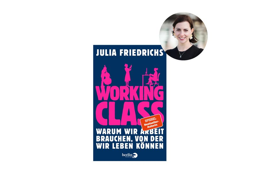 """Lifestyle-Redakteurin Kathrin liebt Bücher, guten Journalismus und Gespräche über Gesellschaft und Politik. Mit """"Working Class"""" bekommt sie all das in einem Werk."""