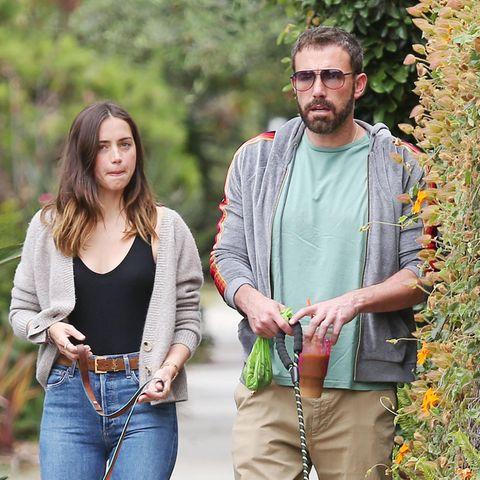 Ana de Armas und Ben Affleck im Juli 2020 in Los Angeles